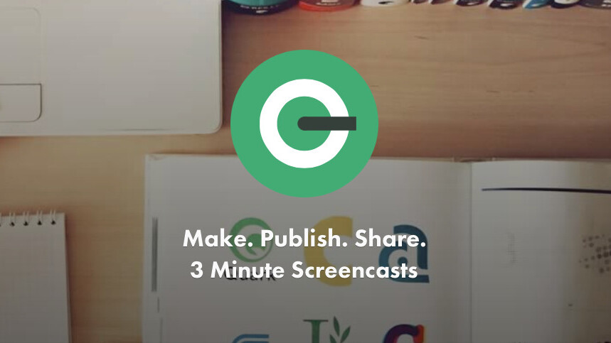 Quickcast.io: a nifty Mac app that lets you create short shareable screencast videos and animated gifs