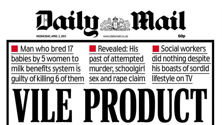 The Daily Mail caught plagiarising an entire article. Surprised?
