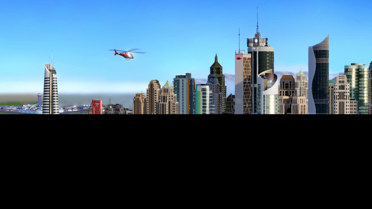 SimCity is finally available to download for OS X