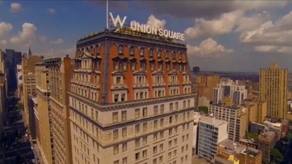 Check this slick aerial flick of New York, filmed with DJI's Drone Quadcopter