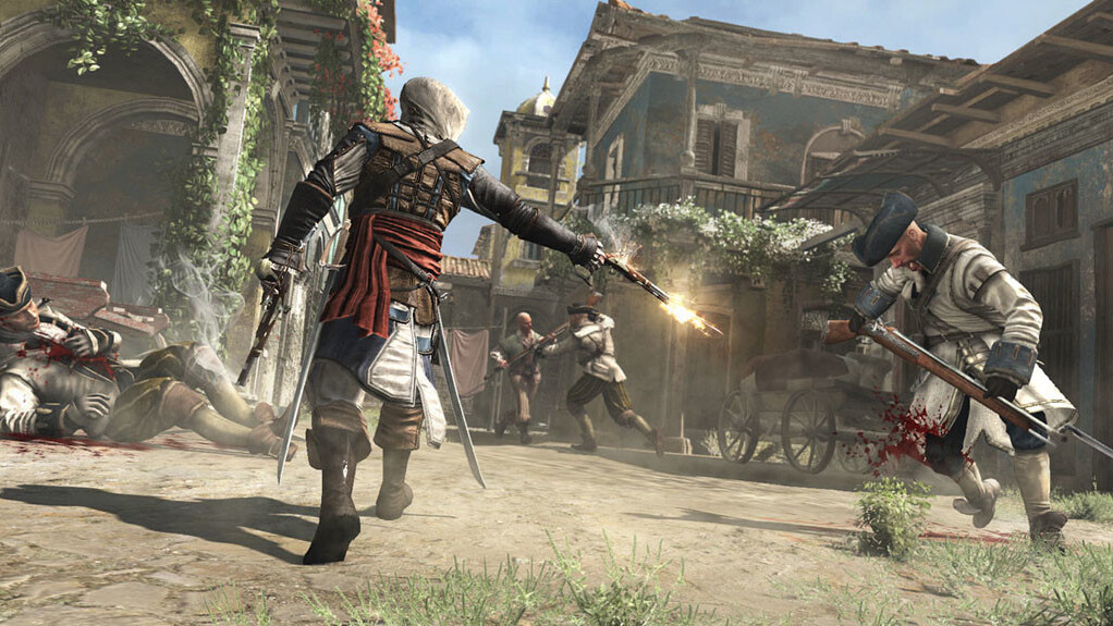 Microsoft and Ubisoft launch 3D Web game Assassin's Creed Pirates, built with open-source framework Babylon.JS