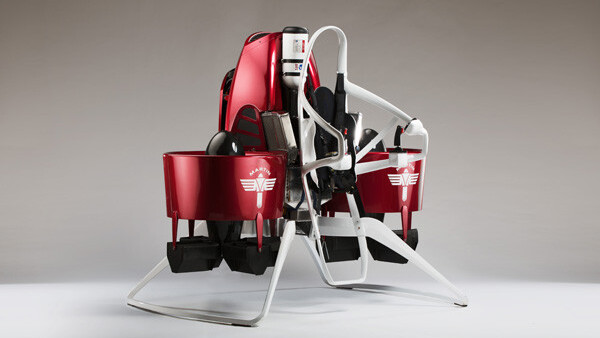 Get ready to soar: A commercial jetpack is scheduled to arrive next year