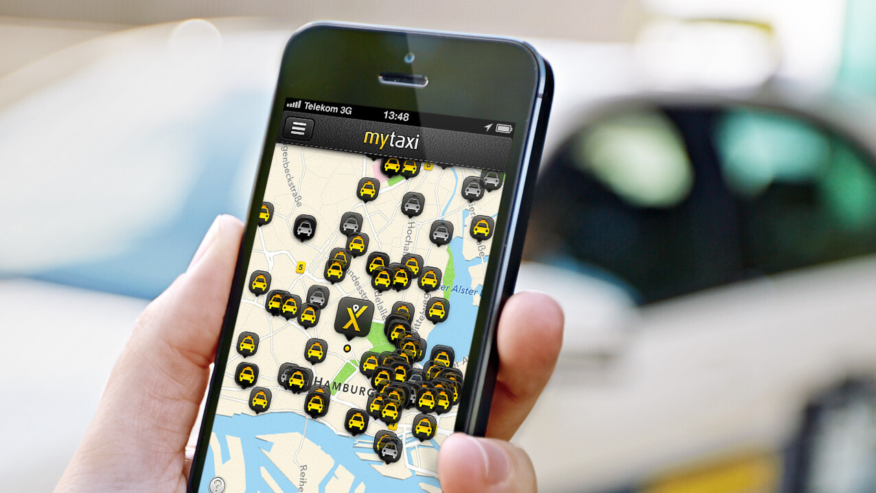 Mytaxi gets into the one-hour delivery game, giving its 35,000 taxi drivers extra work as couriers