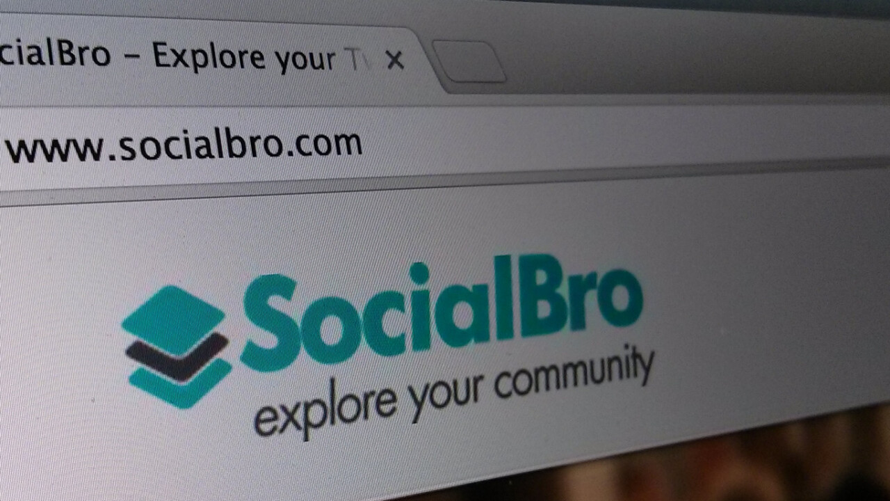 It's easy to scope out sales leads on Twitter with SocialBro's new Salesforce and Nimble integration