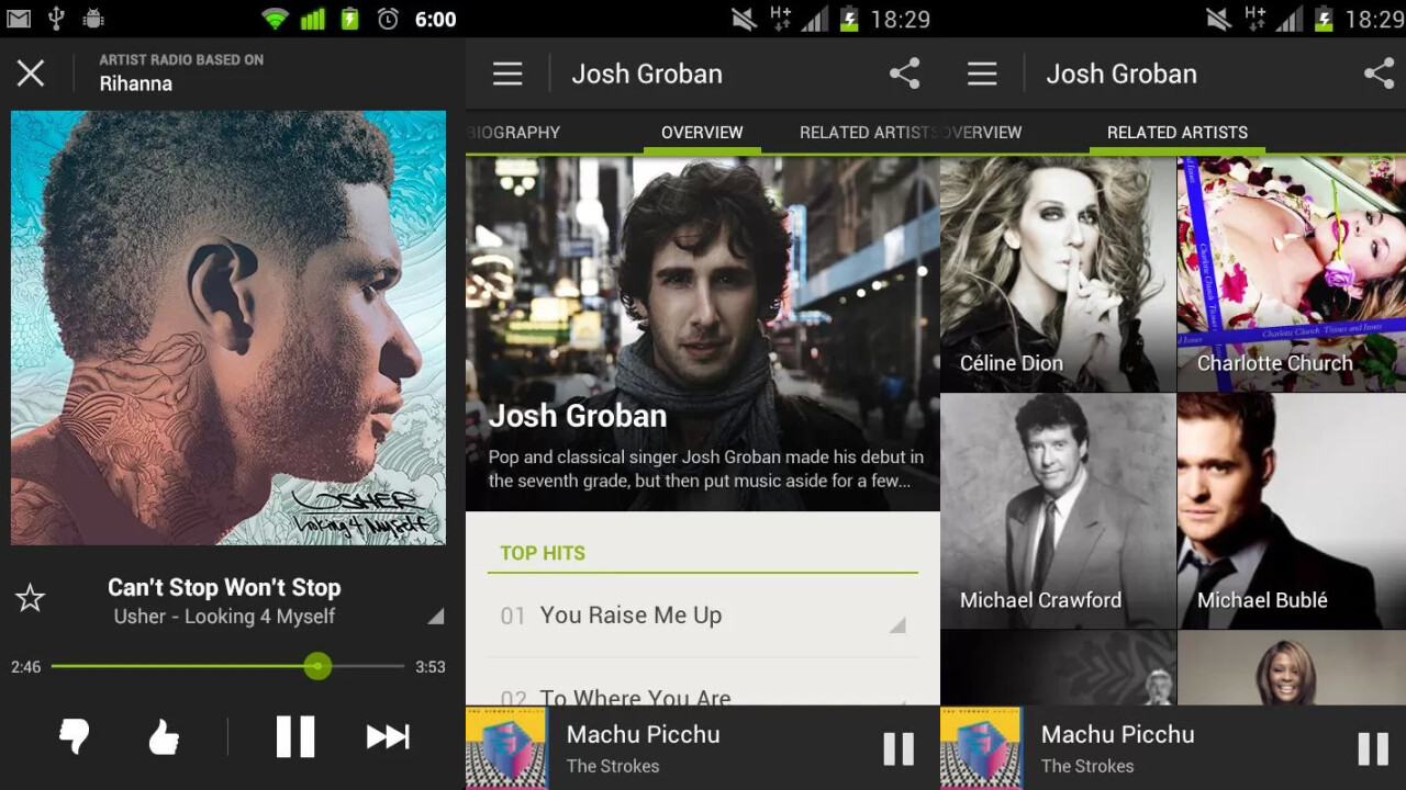 Spotify for Android now supports Thai, Brazilian Portuguese, Turkish, and Malay, pointing at new country launches