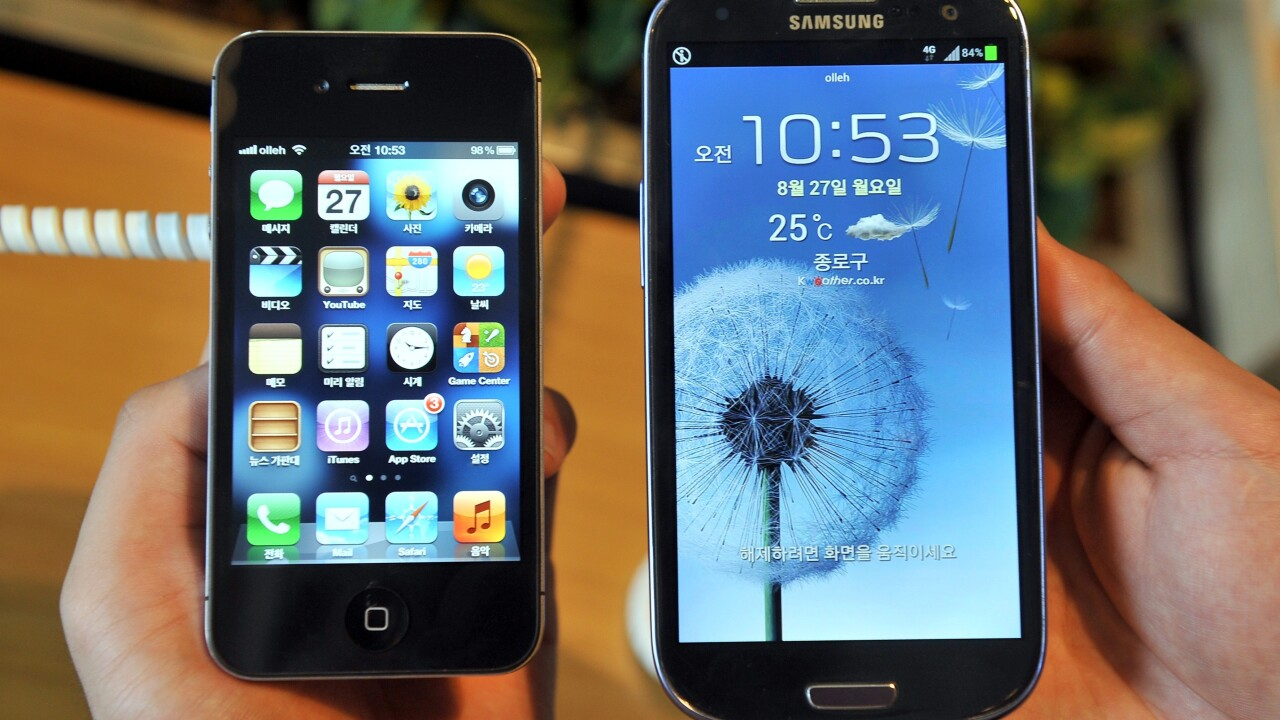 comScore: Apple takes 40.7% share as top US smartphone maker, Samsung gains too; Android back to losing share