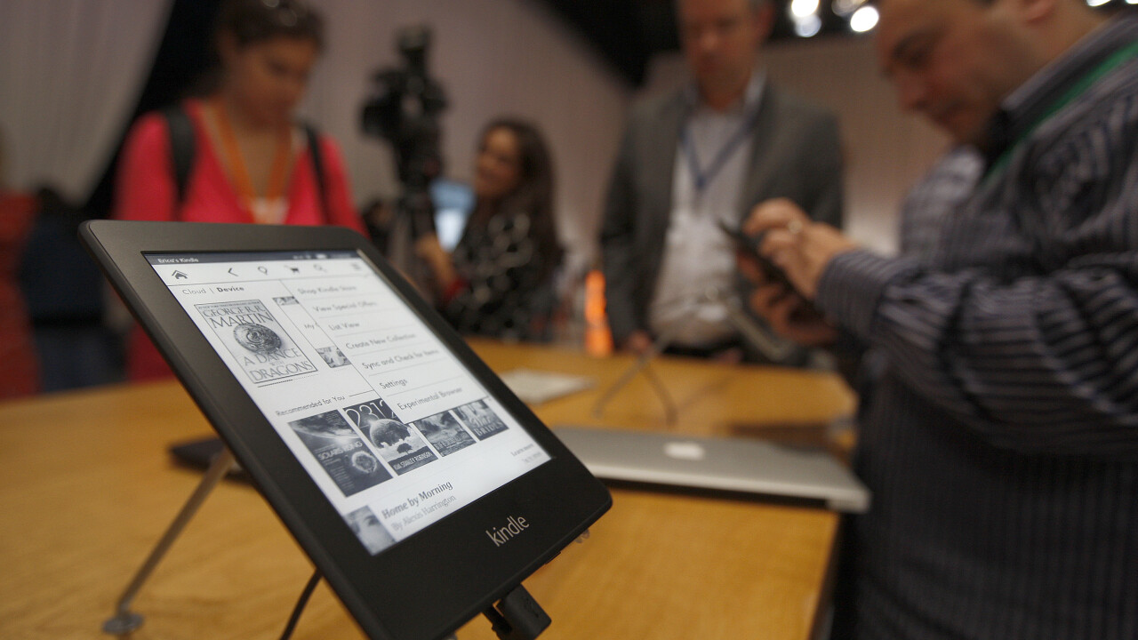 Update: Amazon announces its all-new Kindle Paperwhite, available to pre-order now in the US