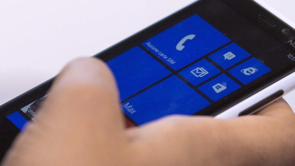 Now even Microsoft is cloning Snapchat with its own Windows Phone app