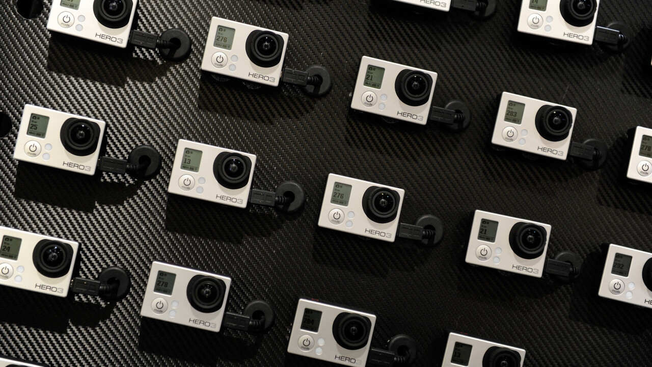 GoPro founder Nicholas Woodman says company not going public soon, but nice to have the option