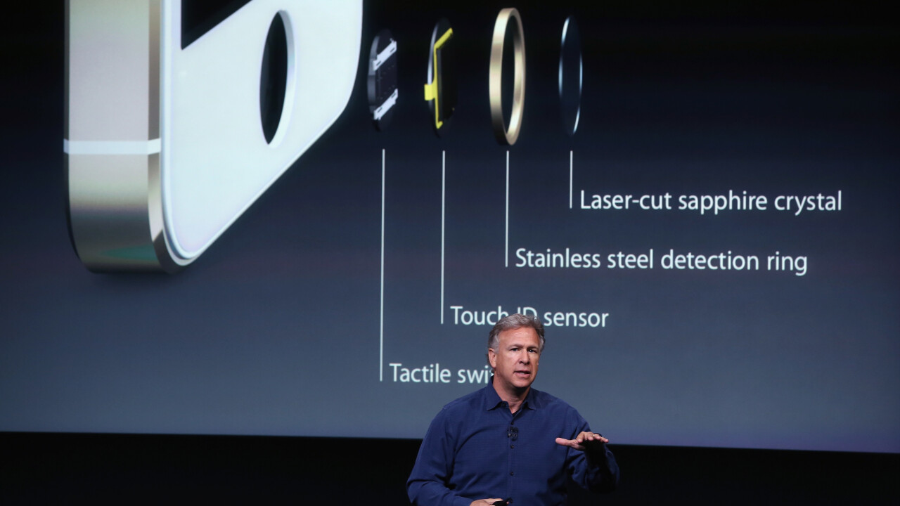 Apple's iPhone 5s Touch ID fingerprint scanning feature will kick off a biometric adoption race