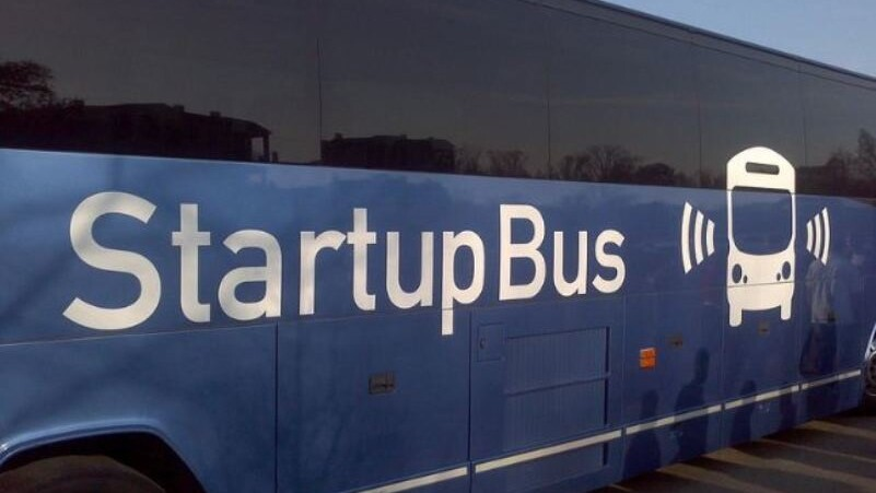 StartupBus Europe is taking its hackathon on wheels to Vienna's Pioneer's Festival, applications open now