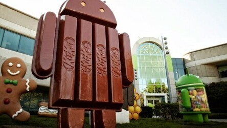 Android KitKat is now rolling out to Samsung Galaxy devices in the US