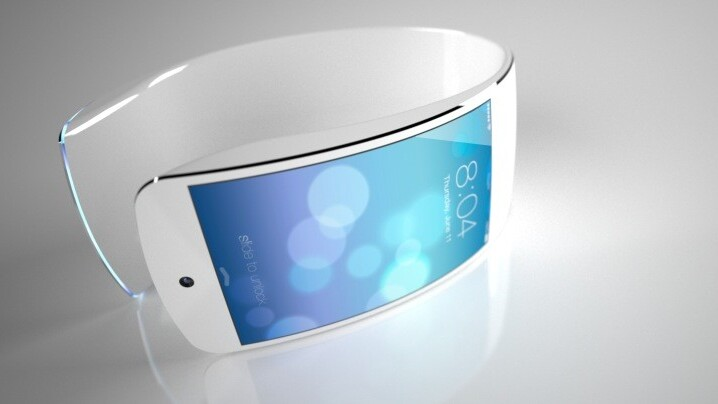 Apple is said to be exploring alternative power-charging methods for its much-speculated iWatch