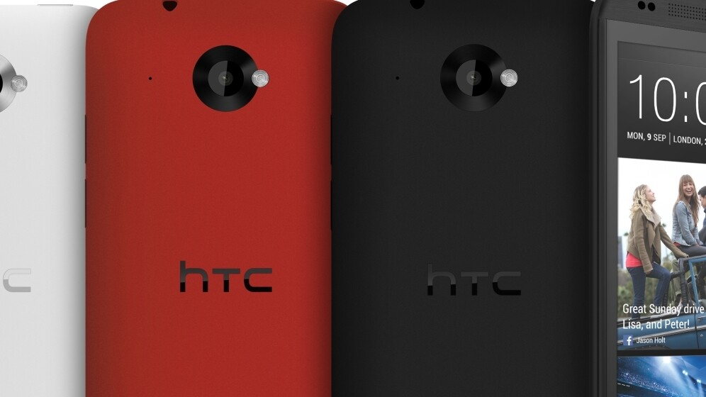 HTC outs 4G-equipped Desire 601, entry-level Desire 300 and 'Vivid Blue' HTC One, One Mini