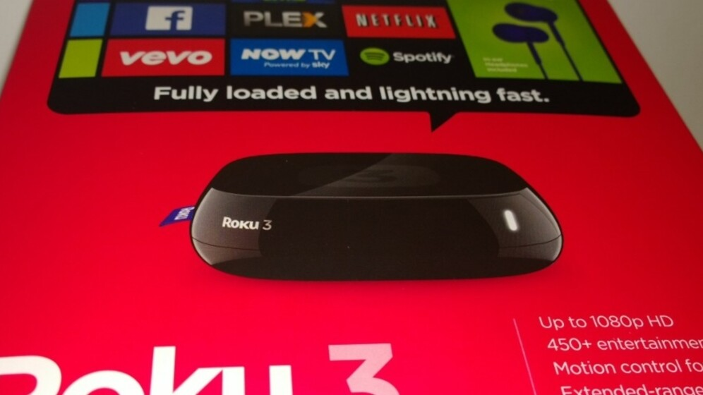 Roku launches new TV streaming boxes and brings Roku 3 to the UK and Ireland