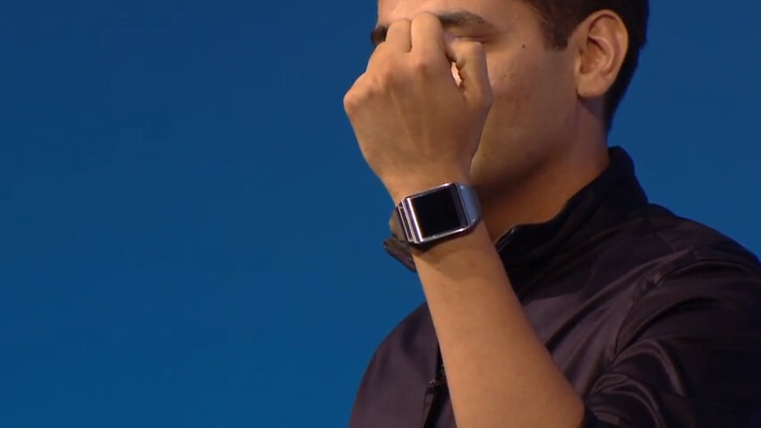 Path brings its private social network app to Samsung's Galaxy Gear smartwatch