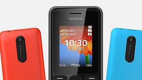 Nokia unveils the 108 and 108 Dual SIM featurephones, $29 entry-level VGA camera phones