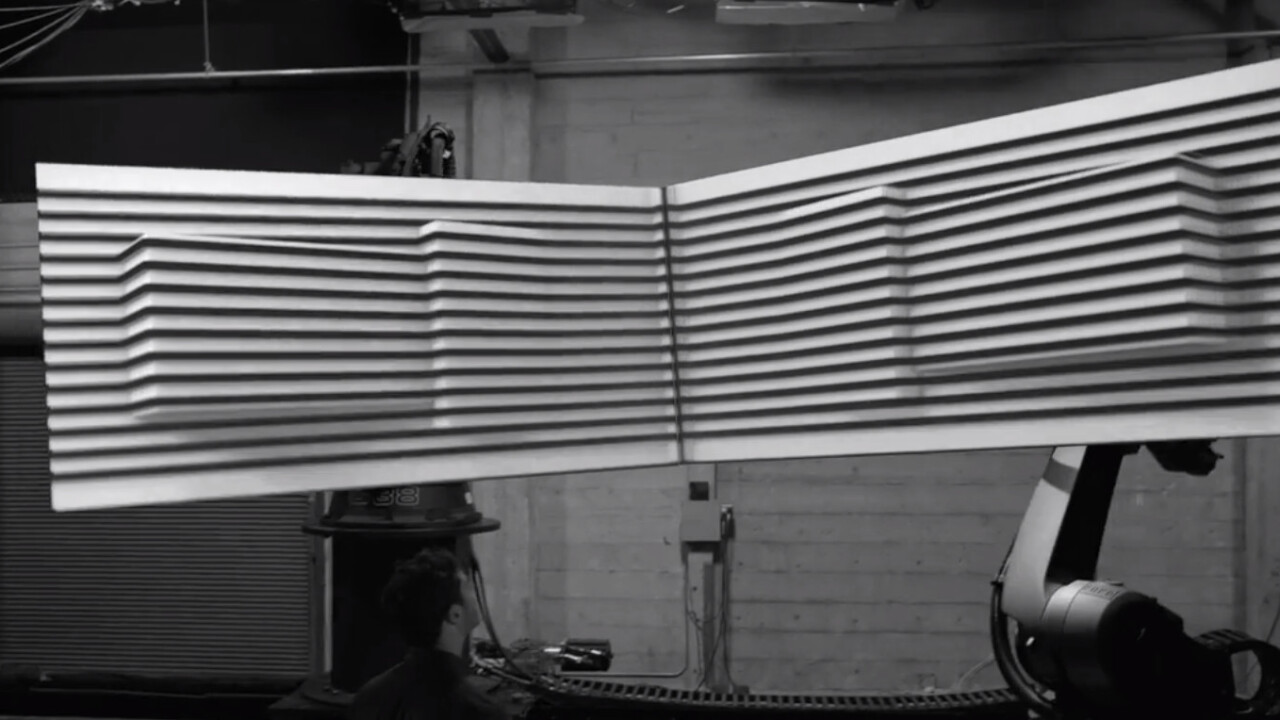 This short film combining robotics and projection will blow your mind
