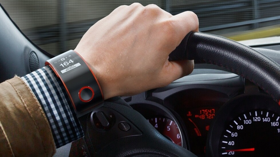 Nissan unveils the Nismo smartwatch, a wearable device to connect drivers to their cars