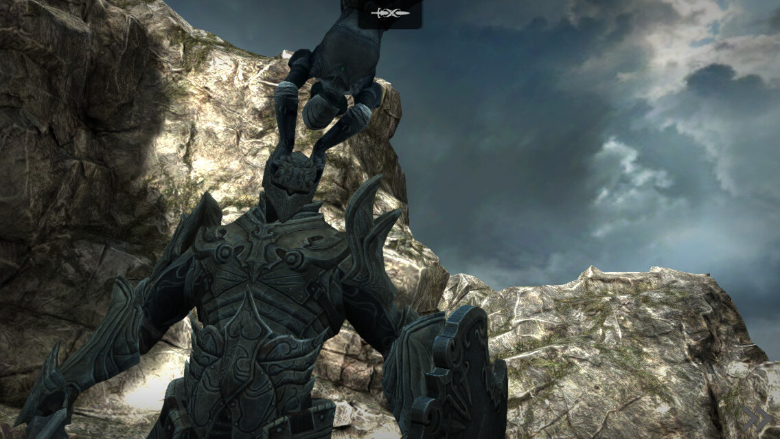 Epic's Infinity Blade franchise represents the best and worst of mobile gaming