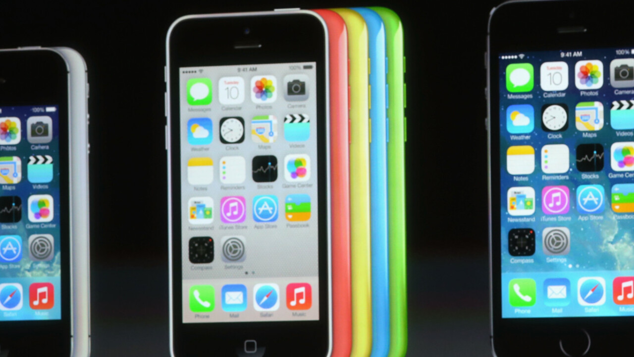 iPhone 5c and iPhone 5s will both ship on September 20, iPhone 5 discontinued, and iPhone 4s goes free