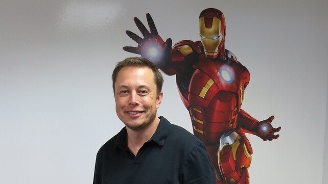 Elon Musk took the futuristic gesture interface from Iron Man and made it real (video)