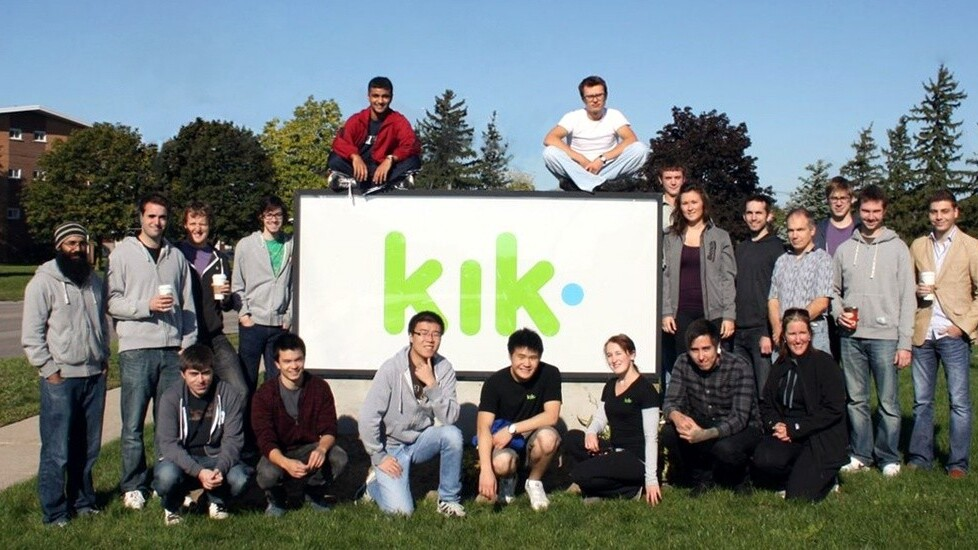 Kik settles on its model for growth and revenue: a messaging app with built-in Web browser