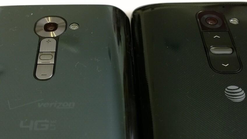 LG G2: AT&T vs. Verizon