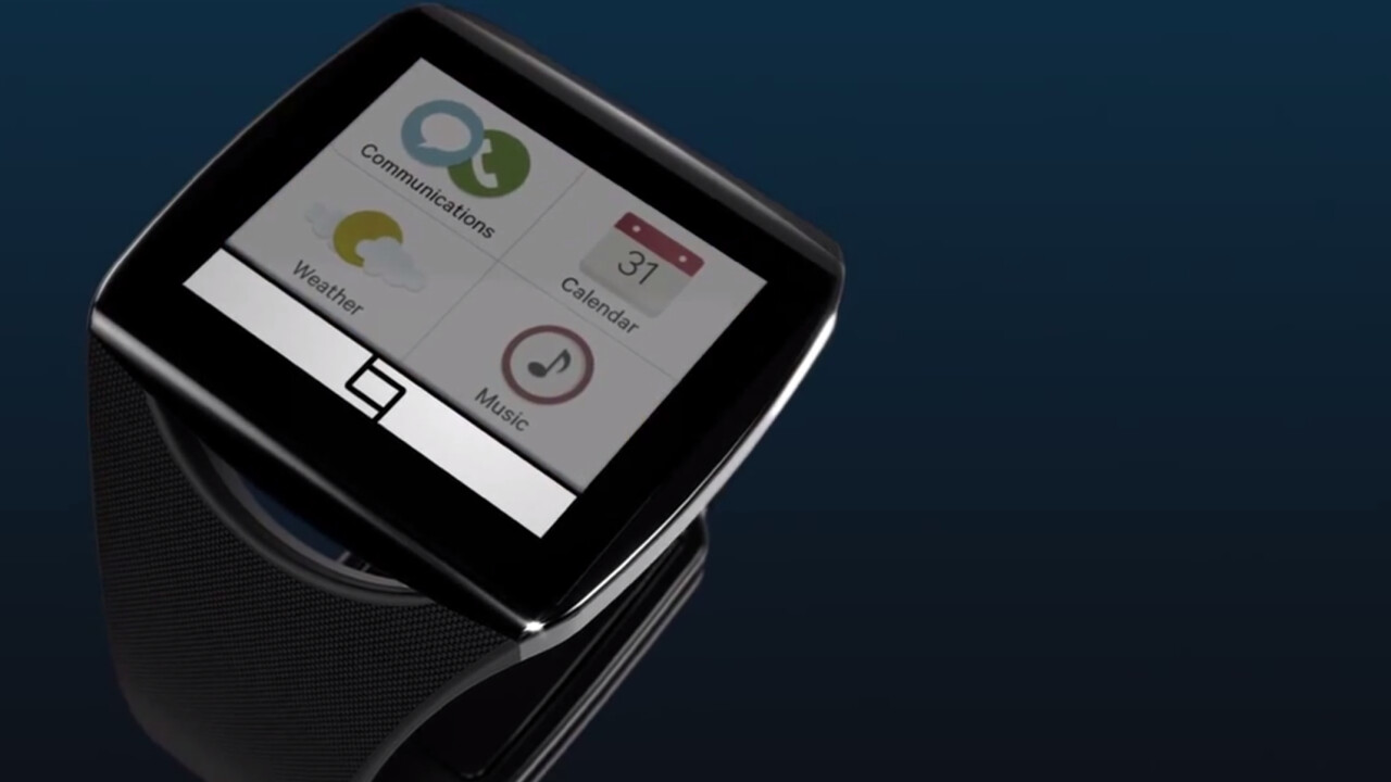 Qualcomm takes on Samsung's Galaxy Gear with Toq smartwatch, coming in Q4