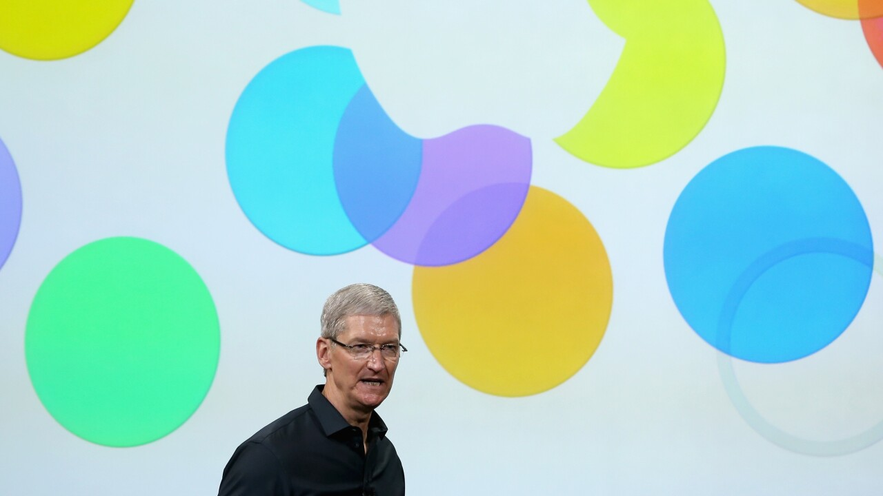 Apple TV is reportedly getting a software update to coincide with iOS 7 release on September 18