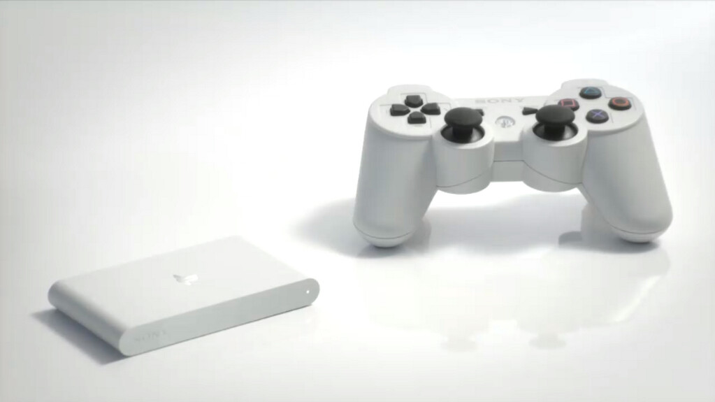 Sony takes on Apple TV with PS Vita TV: A tiny console for playing games, music, TV and films