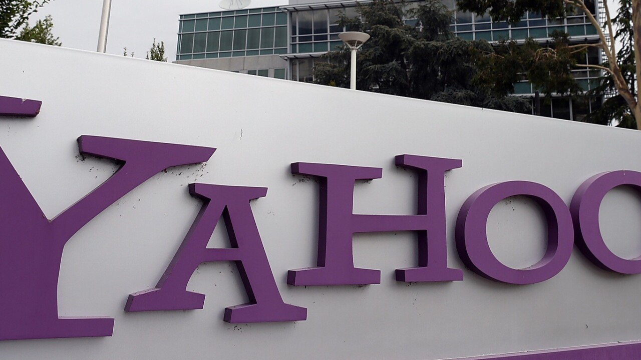9 major logo redesigns: Yahoo and beyond
