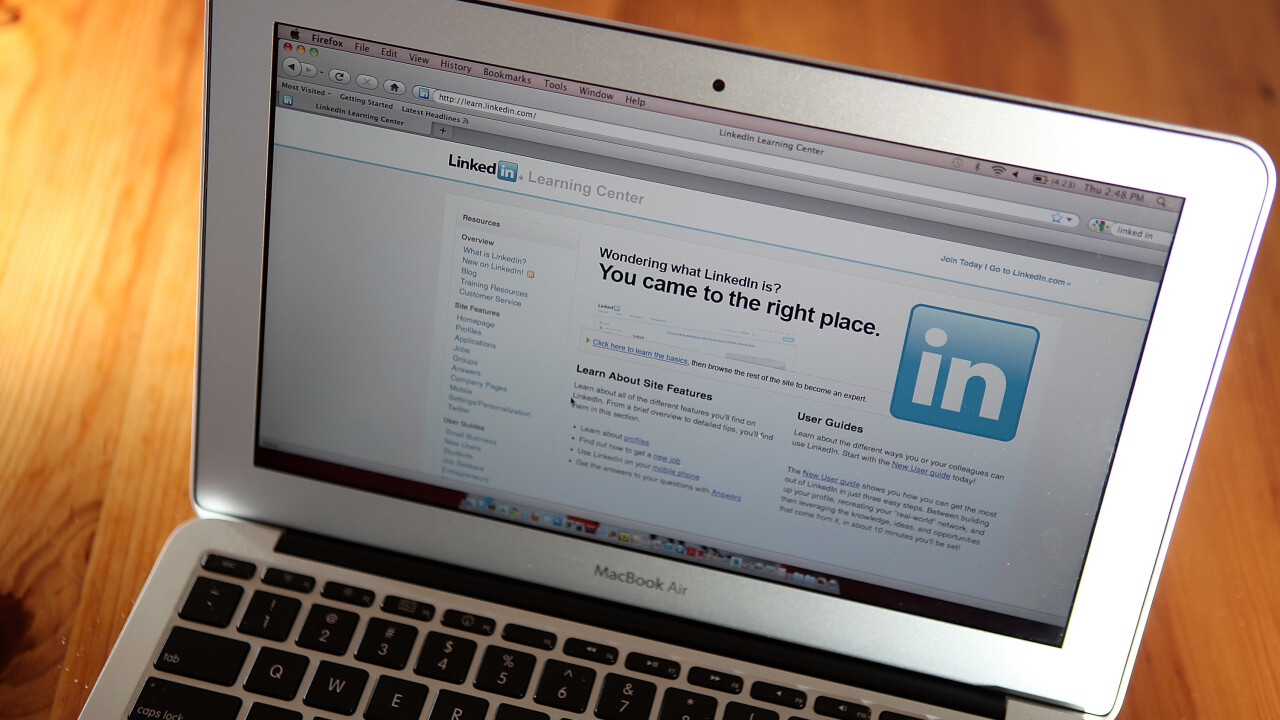 LinkedIn brings its Work With Us job tool to mobile, launches iOS app to help recruiters manage candidates
