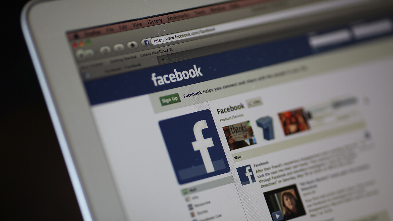 Facebook apologizes for locking a 'small portion' of users out of their accounts