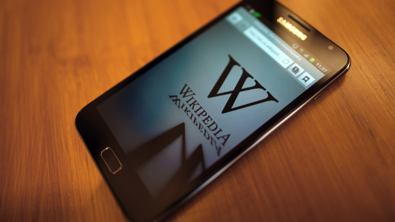 Wikimedia is piloting a Wikipedia-via-SMS service that could connect millions of offline readers