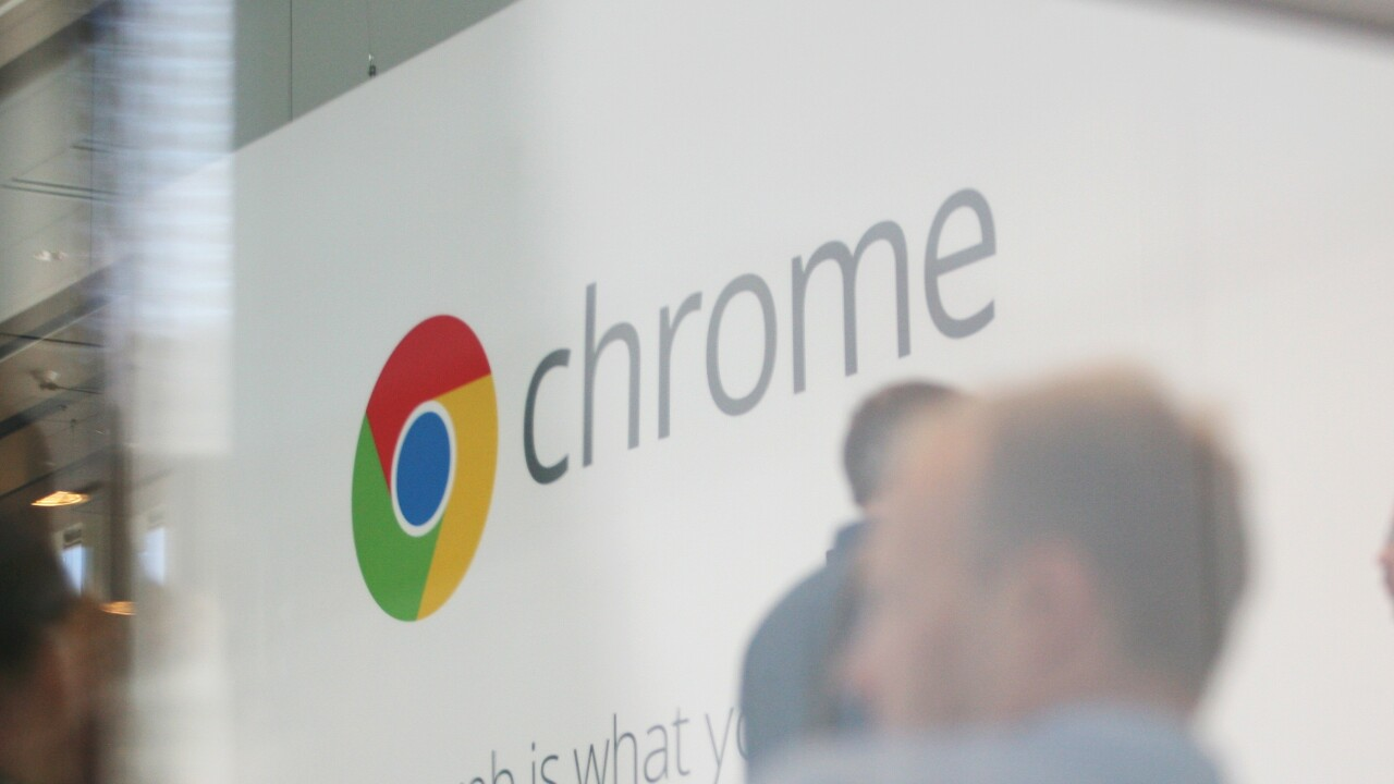Google Chrome reportedly accounts for 3% of iOS Web traffic in North America