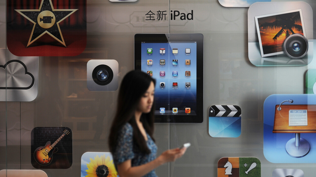 Here's to the next billion: Apple's Q4 FY2013 show China and Japan with the highest percentage growth