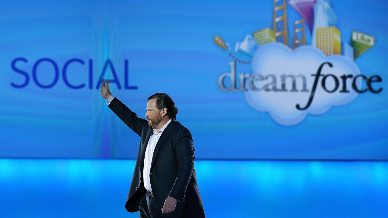 Salesforce white labels its AppExchange giving companies a private area to access enterprise apps