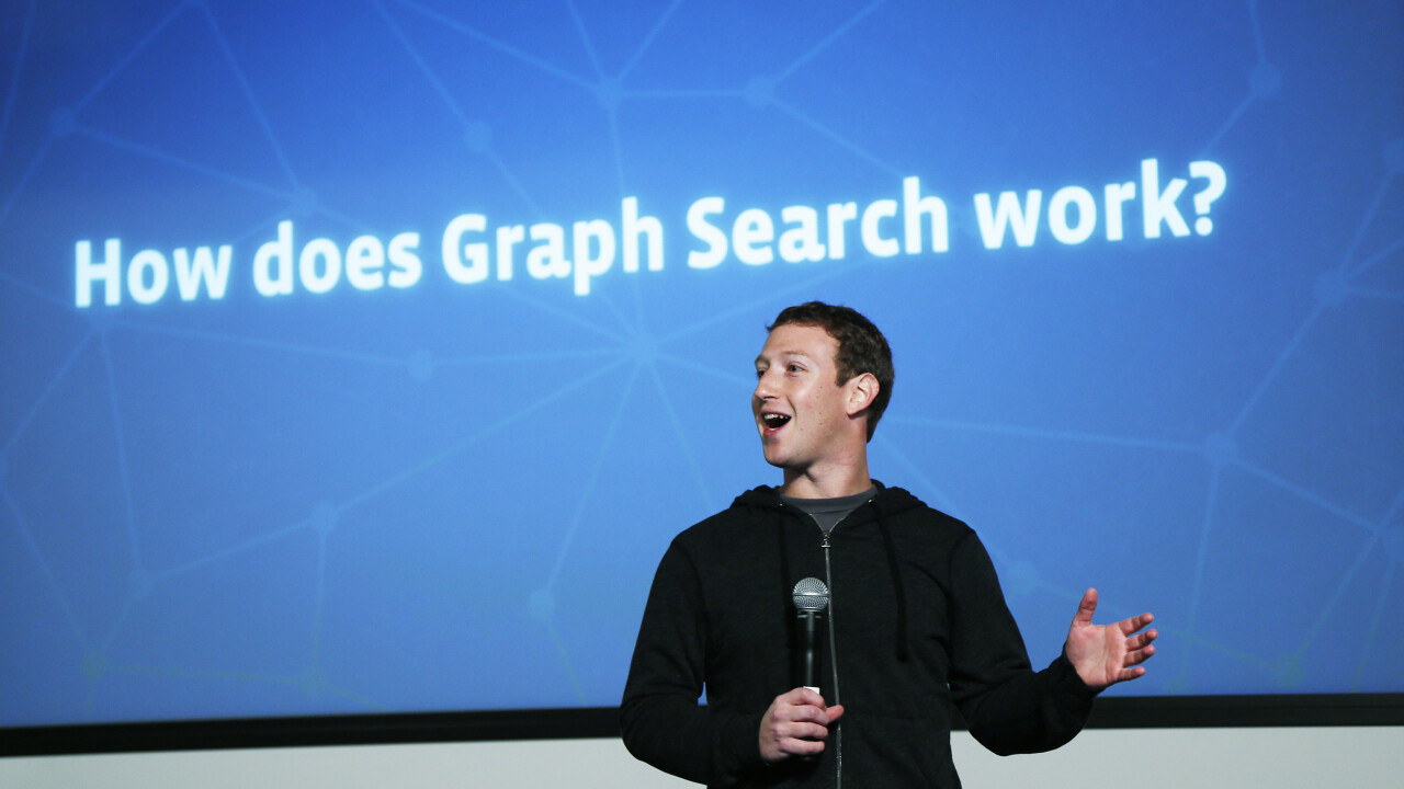 Facebook reveals how searching for posts came to be on Graph Search