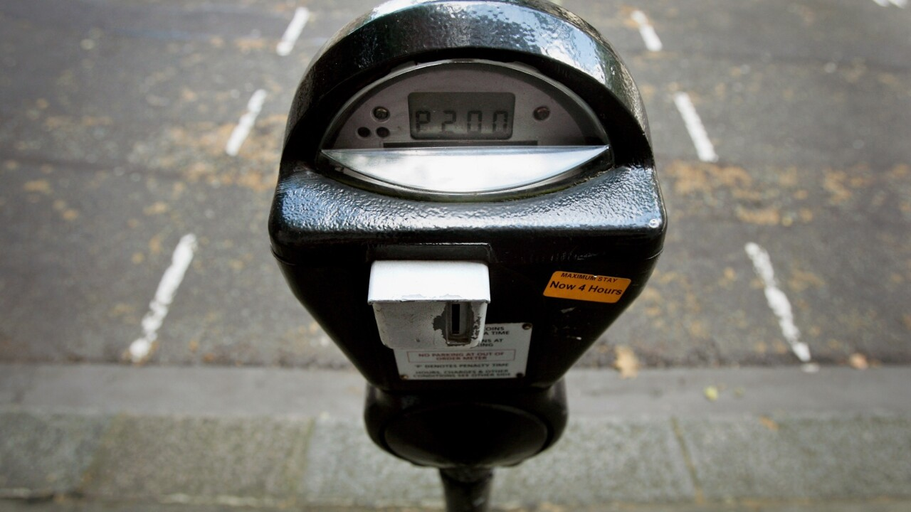 Now can you pay for your parking meter using SMS, thanks to Boku and PassportParking