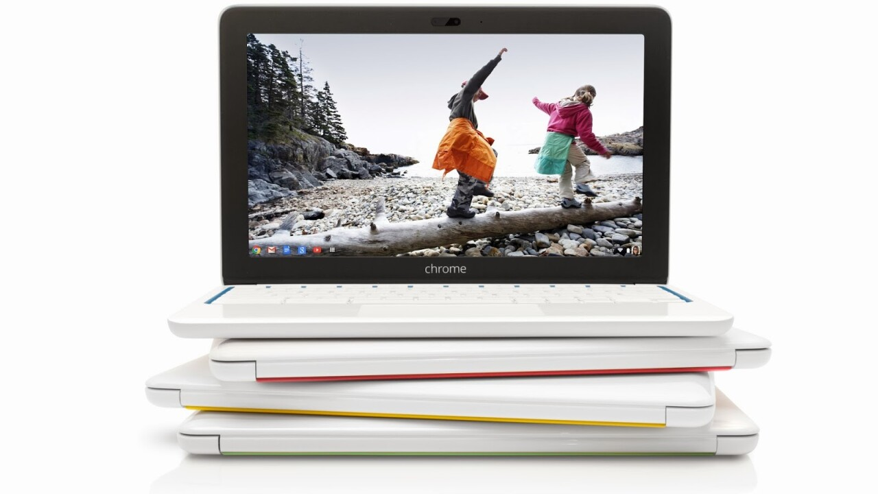 Google and HP put Chromebook 11 sales on hold due to overheating charger reports