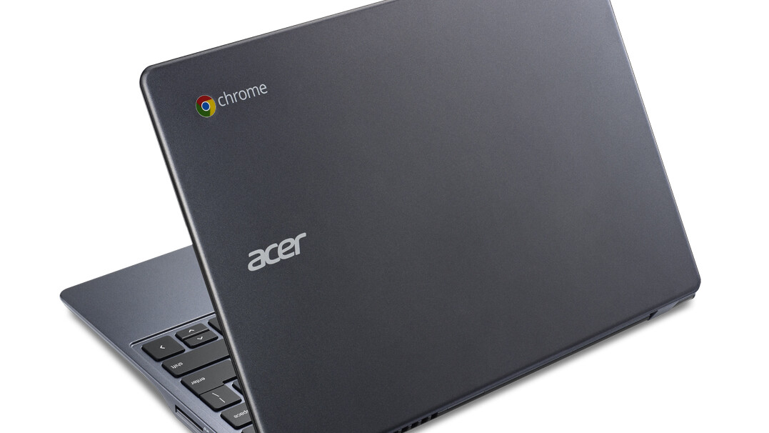 Acer's new Haswell-powered C720 Chromebook will hit Europe in late October for €249
