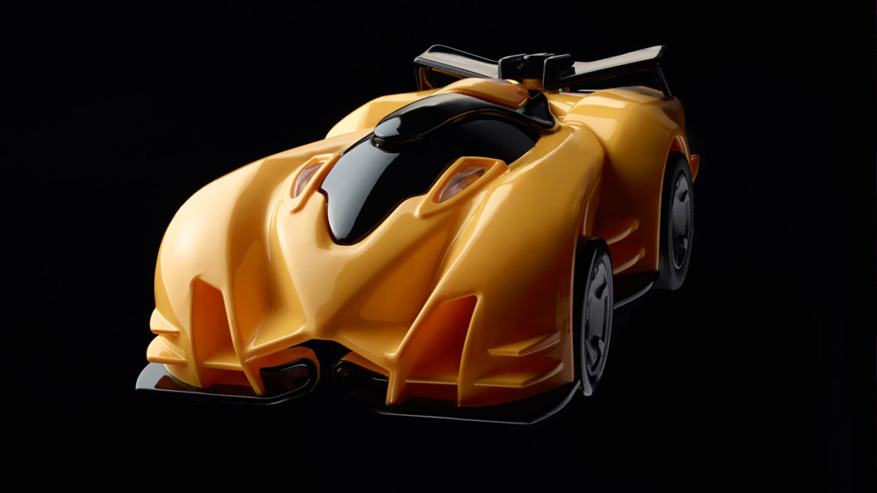 Anki Drive reveals 'secret' about the track technology which guides its AI-controlled cars