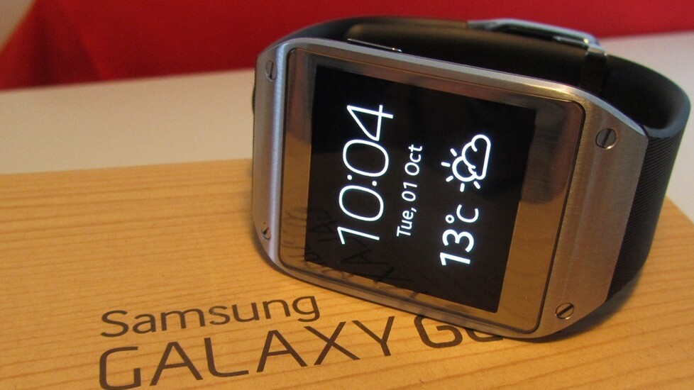 Apple and smartwatch rivals stand to benefit from Samsung's Galaxy Gear marketing push