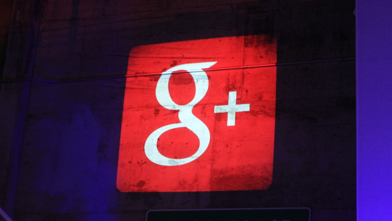 Two years later, Google+ is growing, with 540m active users worldwide, 1.5b photos uploaded each week
