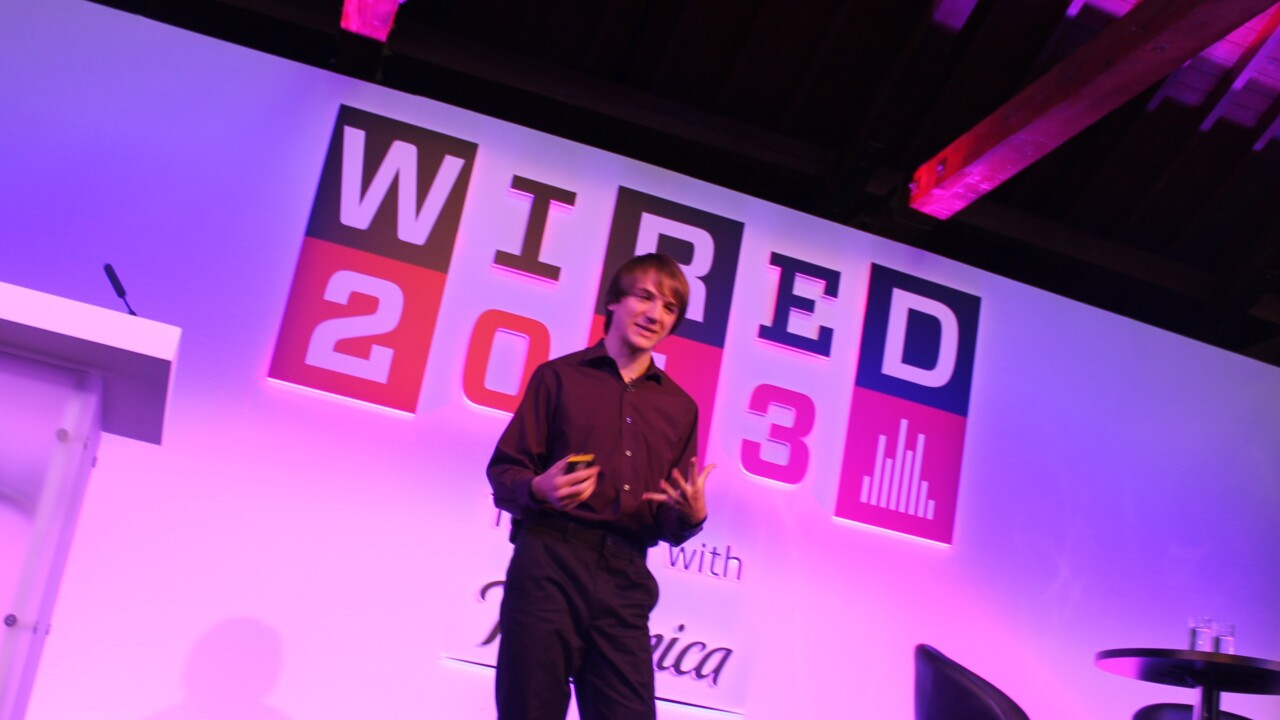 Paywalls are creating a knowledge aristocracy, says teen cancer pioneer Jack Andraka