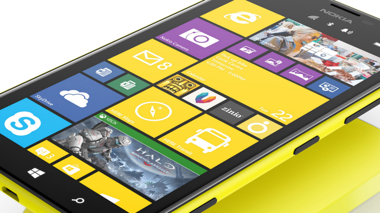 Nokia announces two 6″ smartphones: the $739 Lumia 1520 for Q4 2013 and the $339 Lumia 1320 for Q1 2014