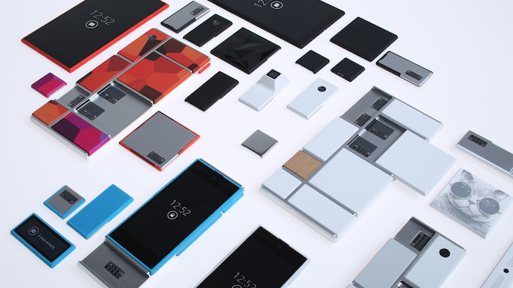 Motorola's modular Ara smartphone just might become a reality thanks to parts deal with 3D Systems