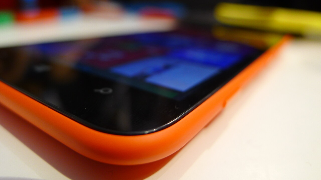 Nokia's Lumia 1320 phablet goes on sale in the US, exclusively with Cricket for $279.99