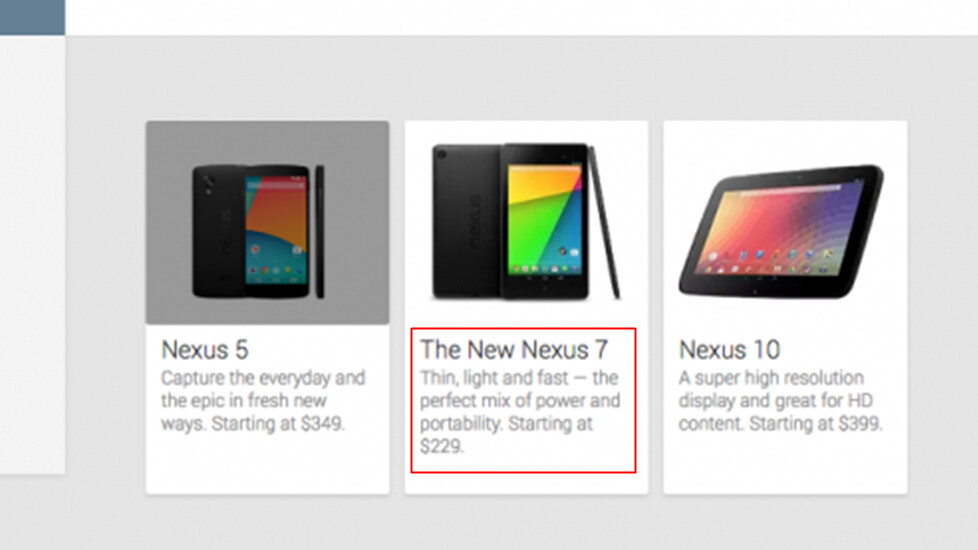 Nexus 5 makes brief appearance on Google Play: $349 for 16GB version (Screenshots)
